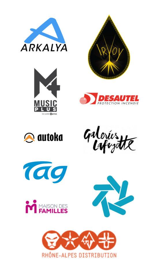 Logo partenaire privés