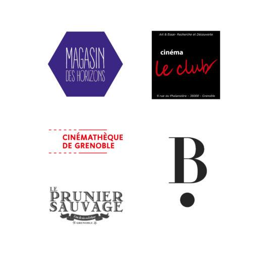 Logo partenaires culturels