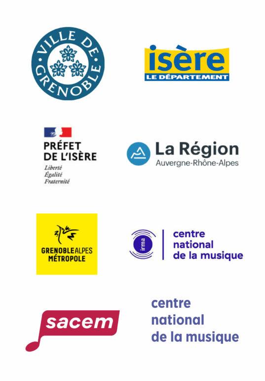 Logos partenaires institutionnels