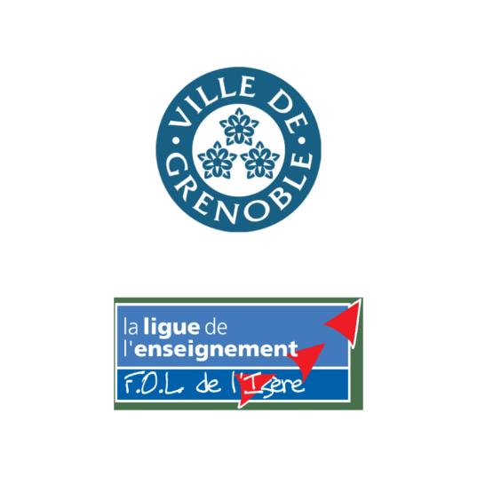 PROJET FRATERNITE Logos partenaires