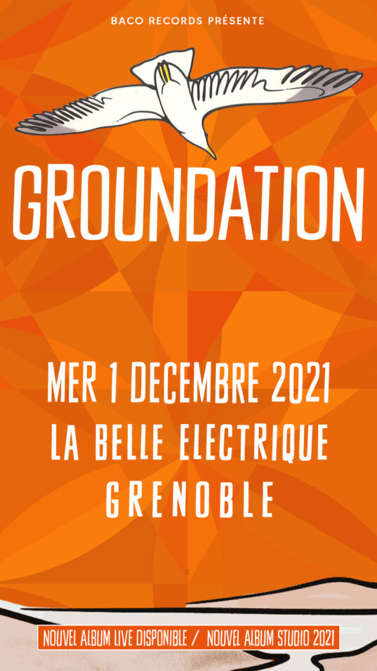 Grenoble Story groundation Date